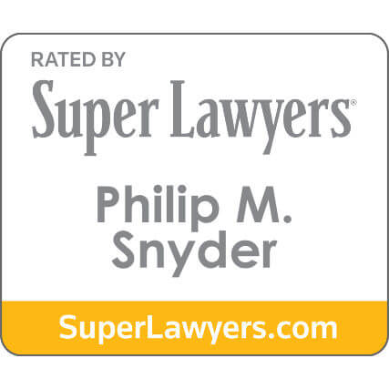 superlawyersphilip Philip M. Snyder